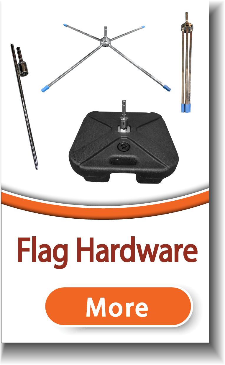 Flag Hardware