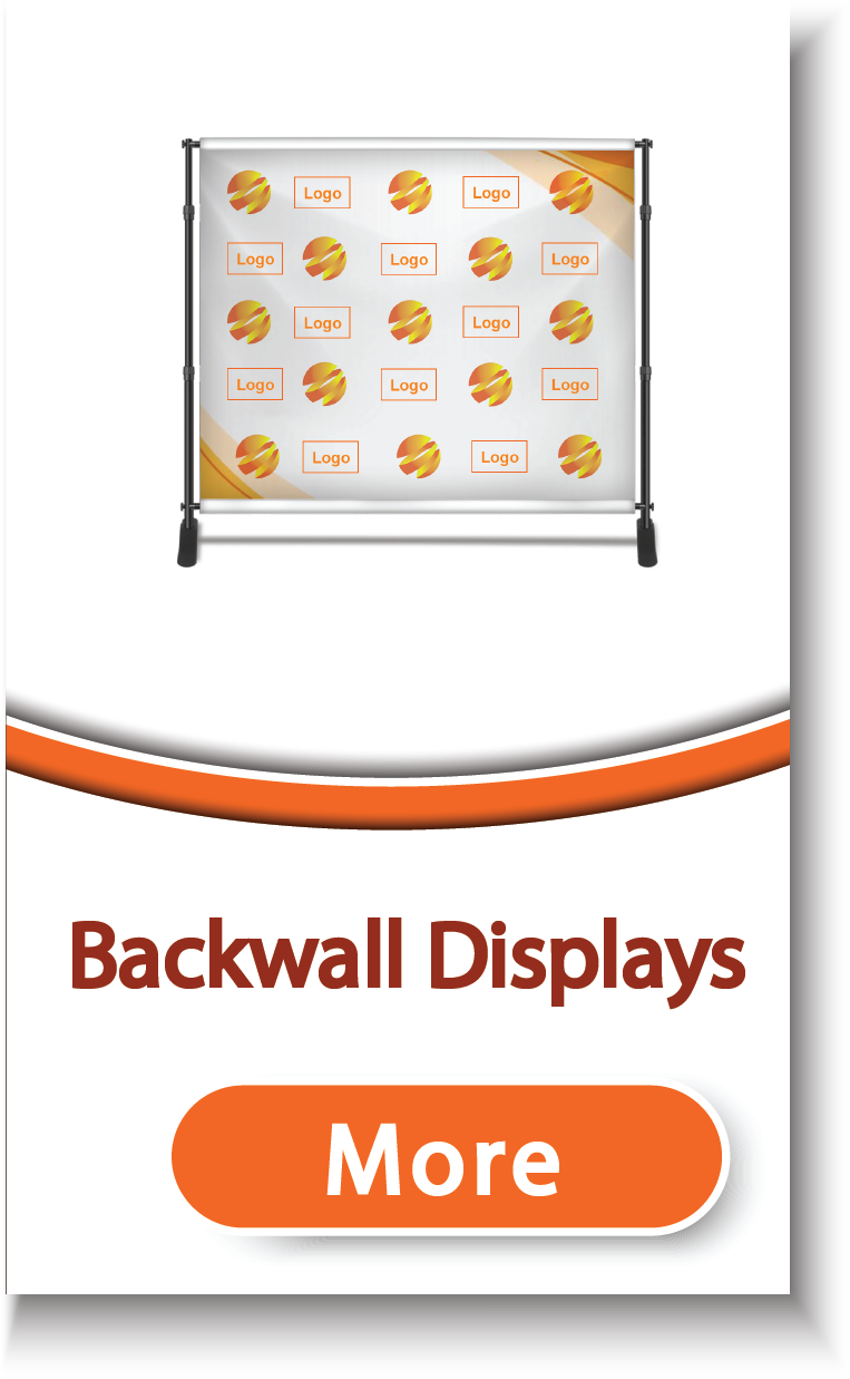 BACKWALL DISPLAYS