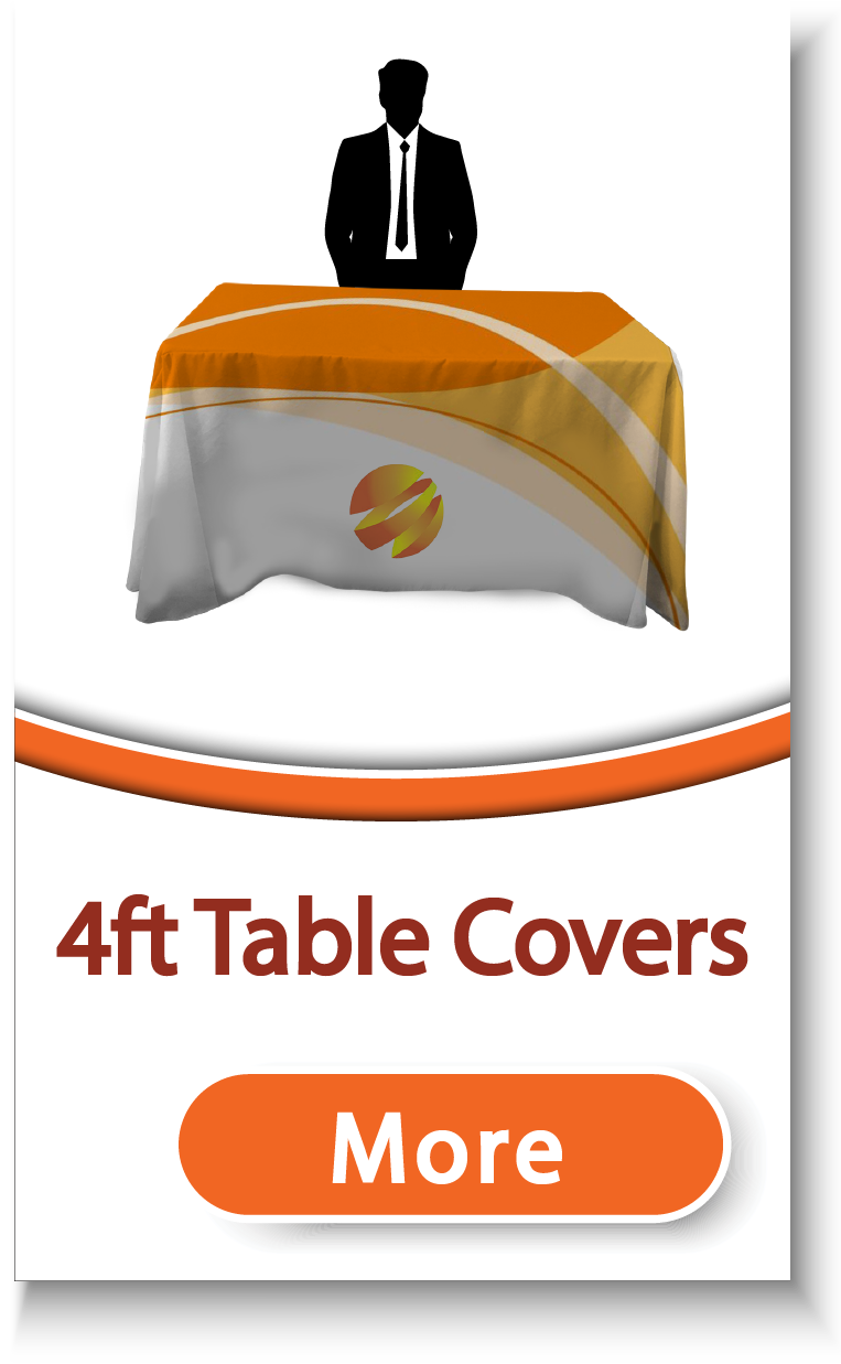 4ft Table Covers
