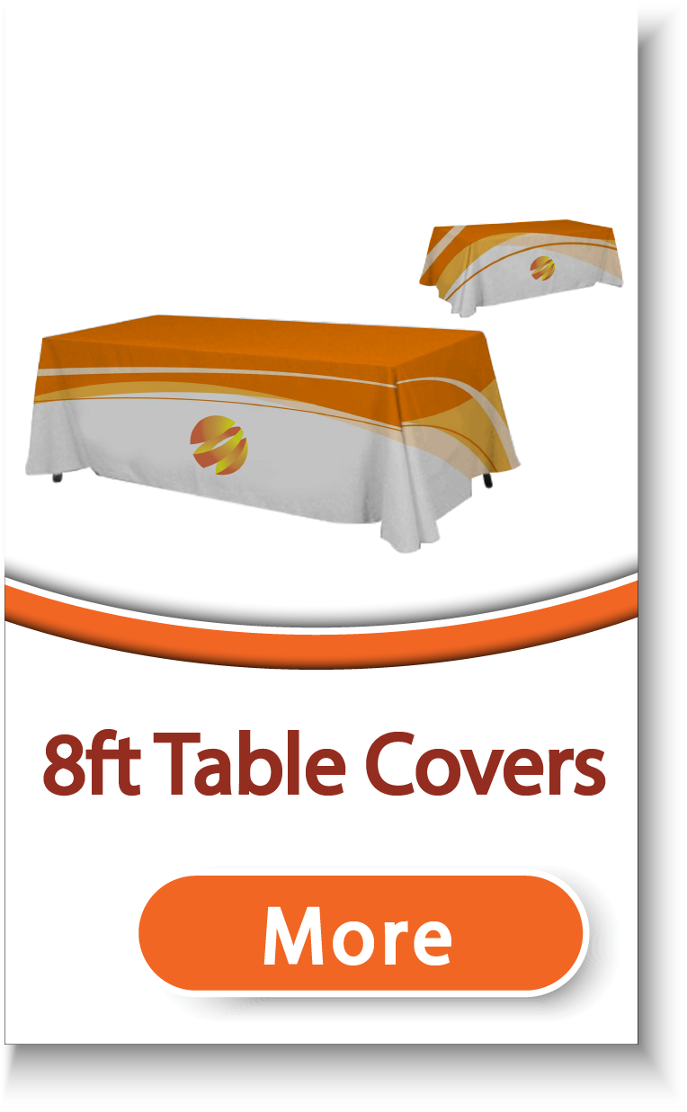 8ft Table Covers