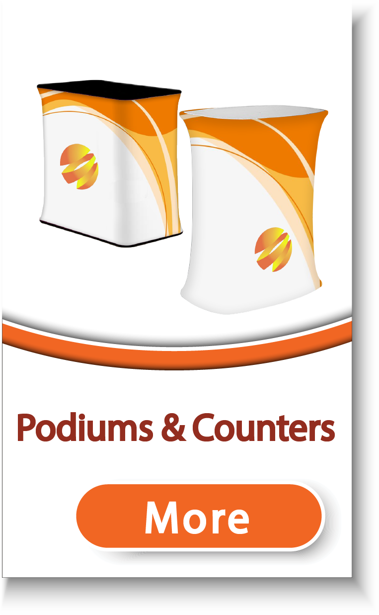 Podiums & Counters